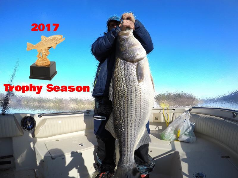 Got You Hooked Striped Bass Guide Mike Walker